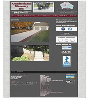 Cumberland Masonry Design 2014