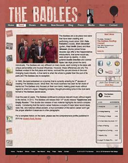 Badlees Website 2013