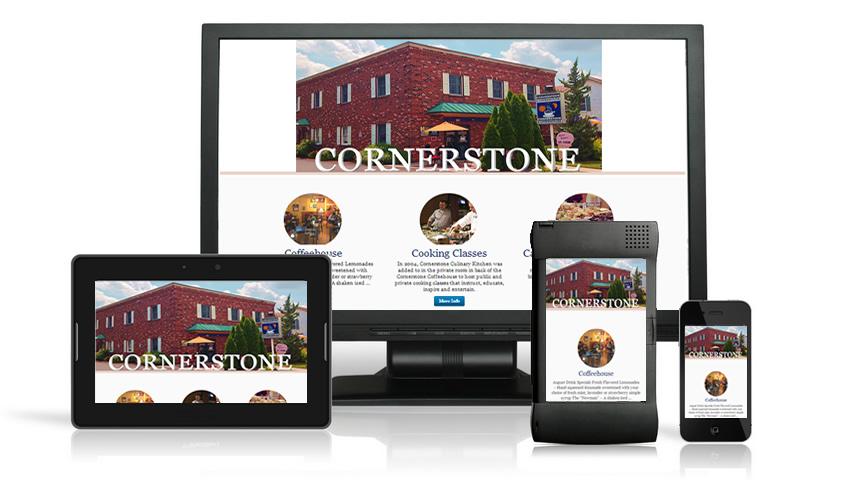Cornerstone Responsive Design 2014