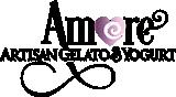 Amore Artisan Gelato & Yogurt logo