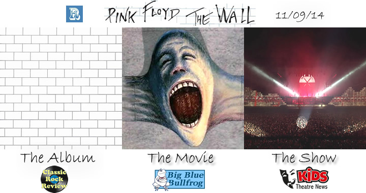River of Rock promo for The Wall feature