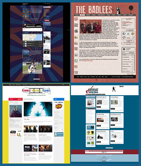 Music and Entertainment Sites
