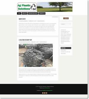 Ag Plastic Solutions design 2017