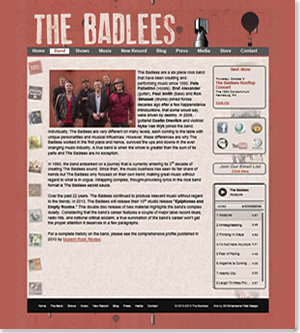Badlees Website 2013