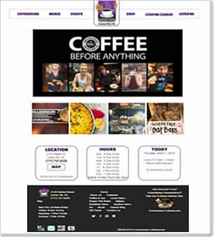 Cornerstone Coffeehouse