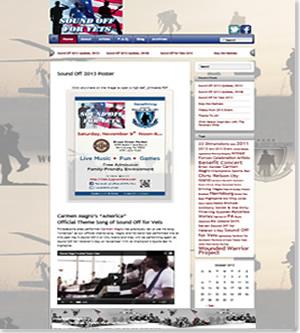 Sound Off Website 2013