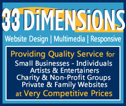 33 Dimensions Web Design
